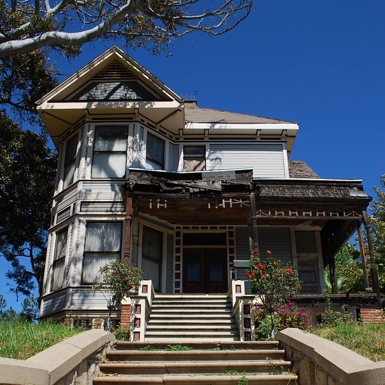 "Sanders House aka the ""Thriller"" House 