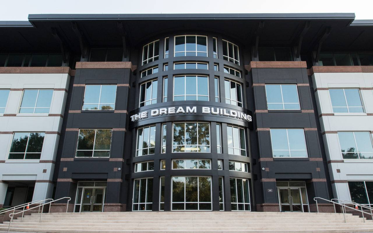 The Dream Building at Tyler Perry Studios