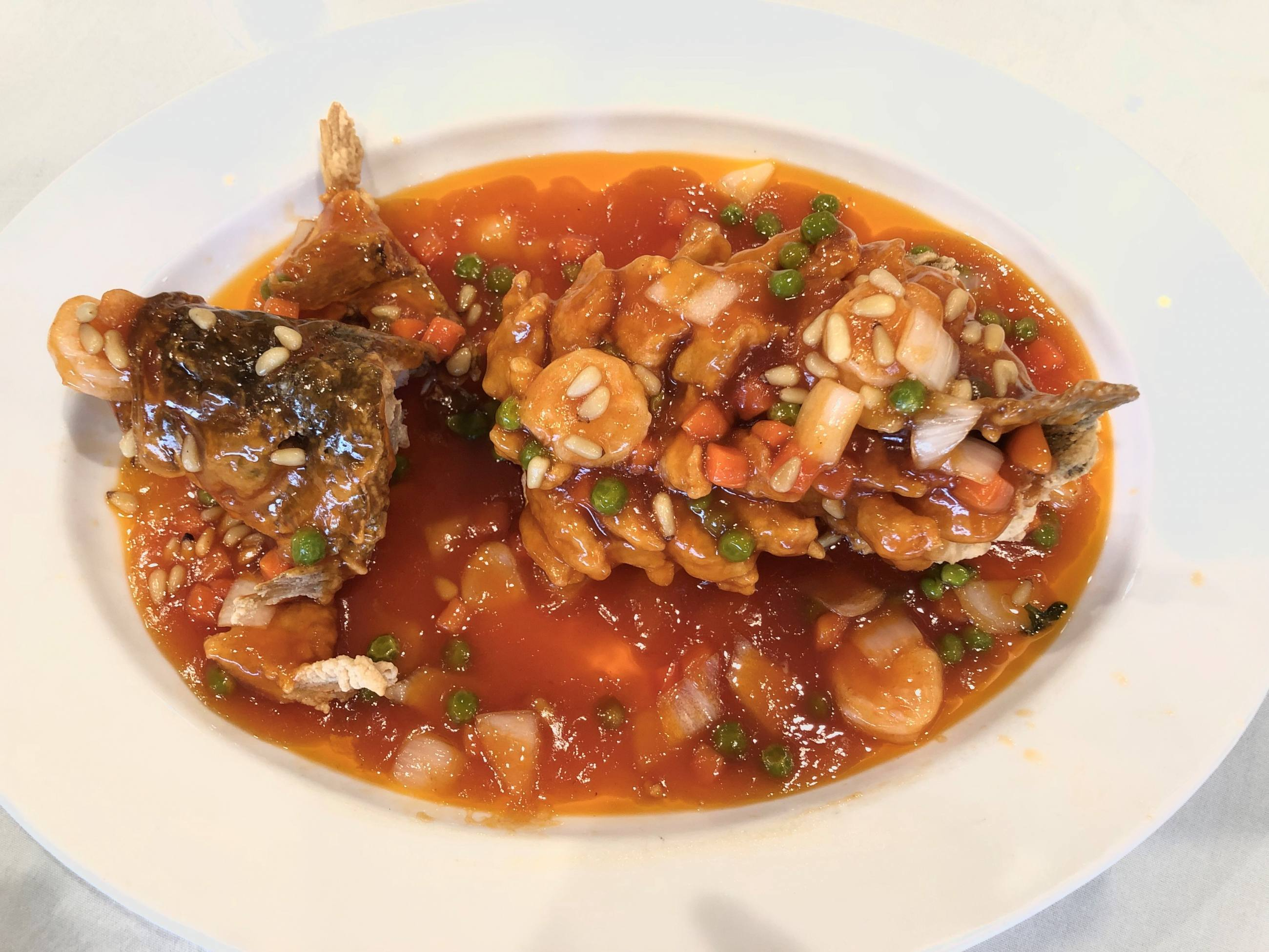 yellow-fish-in-sour-and-tomato-sauce-in-shanghai-restaurant