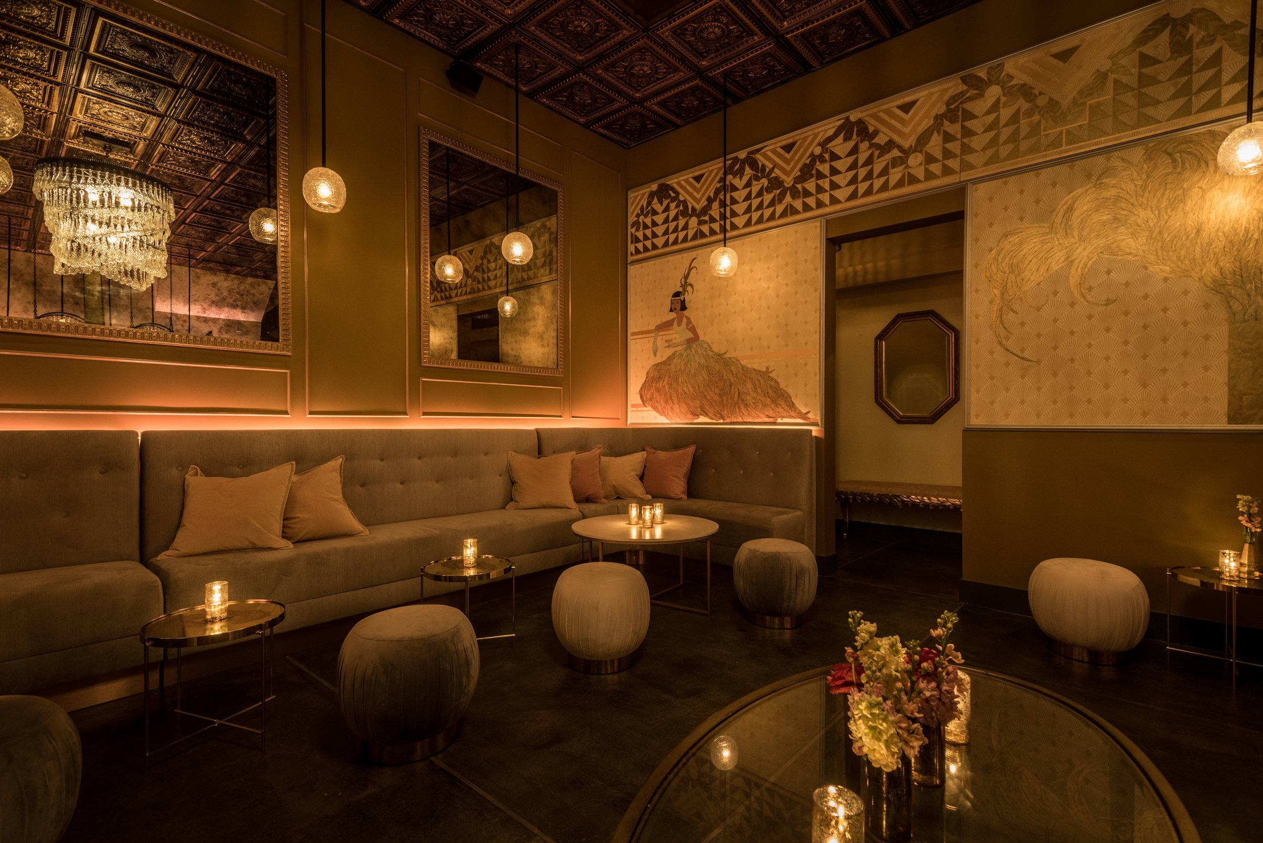 Genever bar and lounge in Historic Filipinotown