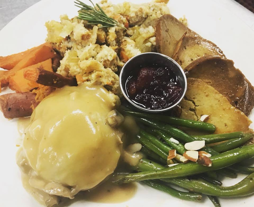 Vegan Thanksgiving Feast at Follow Your Heart Market & Cafe