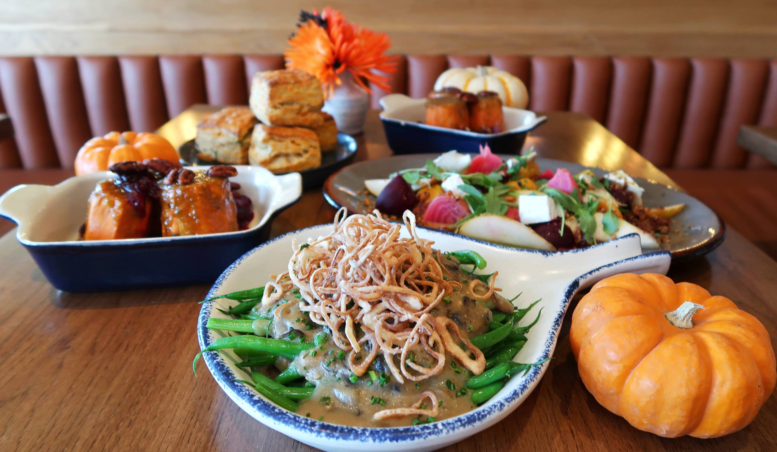 Vegan Thanksgiving To Go at Nic's On Beverly