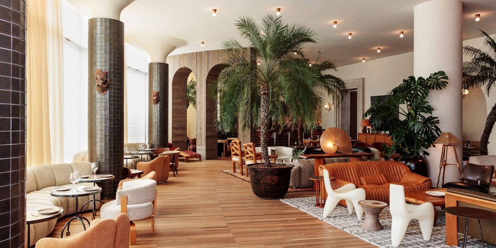 Palma at the Santa Monica Proper Hotel
