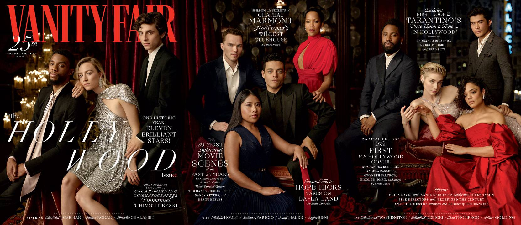 """Vanity Fair"" 2019 Hollywood Issue"