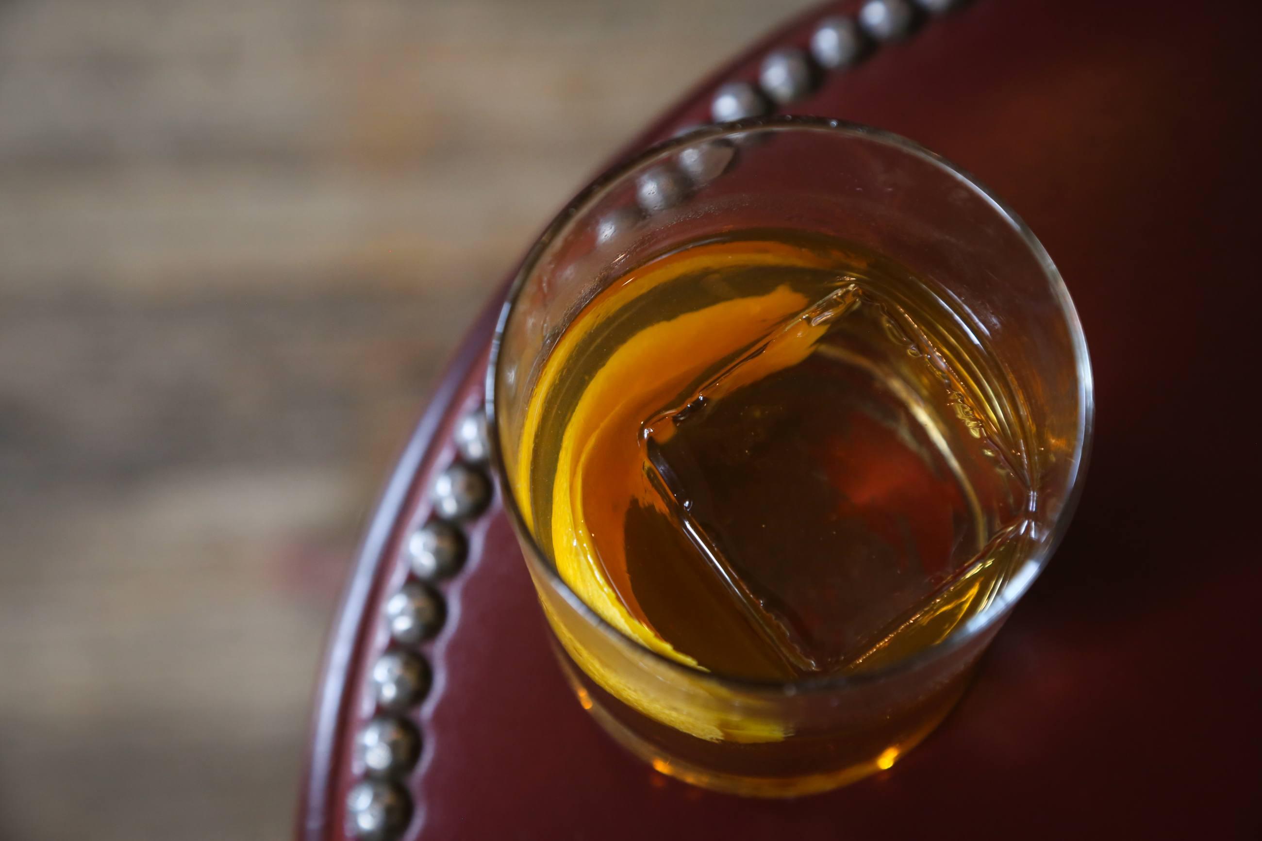 Old Fashioned at Big Bar in Los Feliz