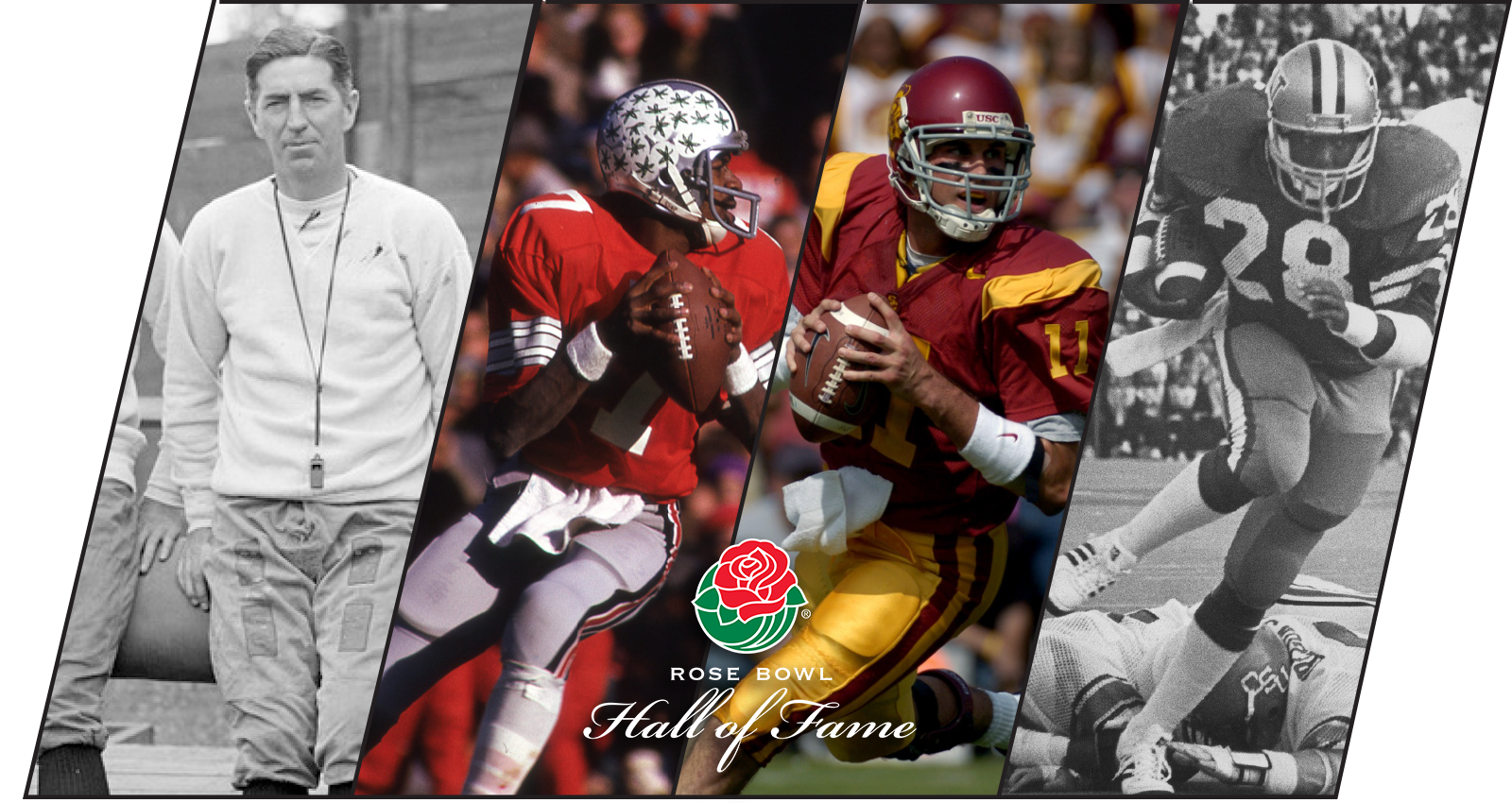 Rose Bowl Hall of Fame Class of 2019