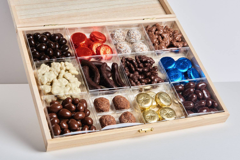 K Collection at diane krön chocolatier