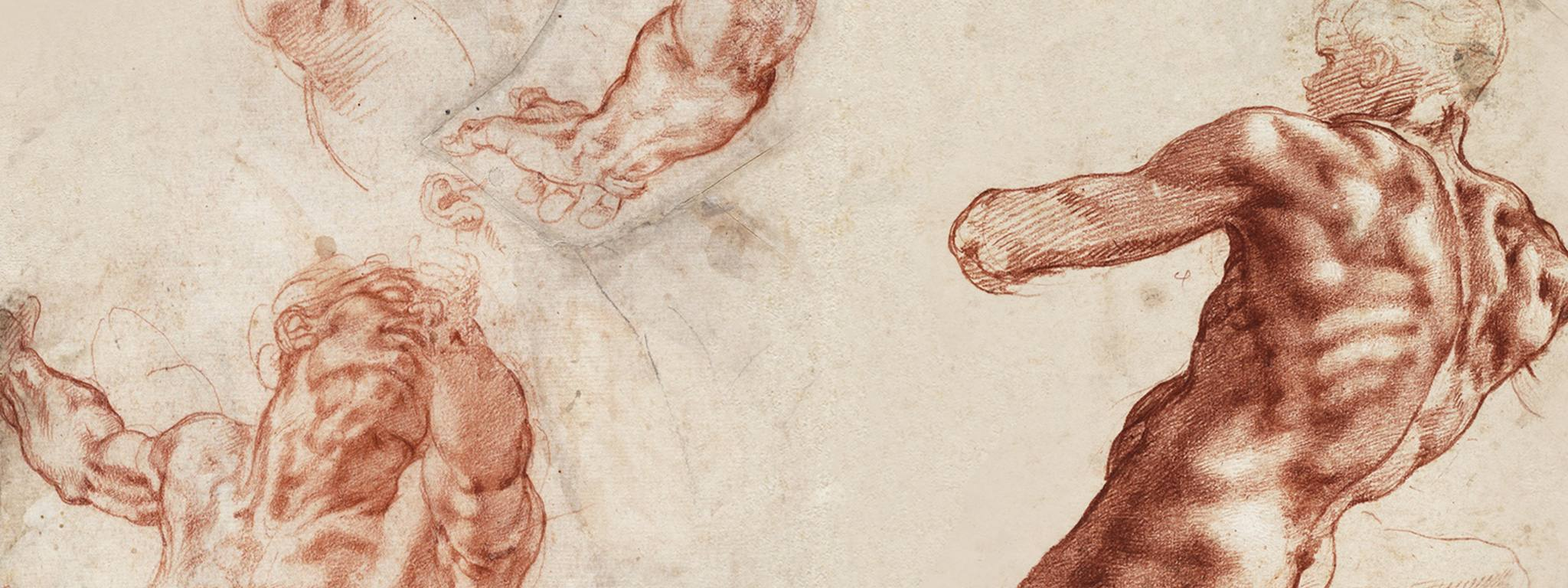 """Michelangelo: Mind of the Master"" drawings at the Getty Center"