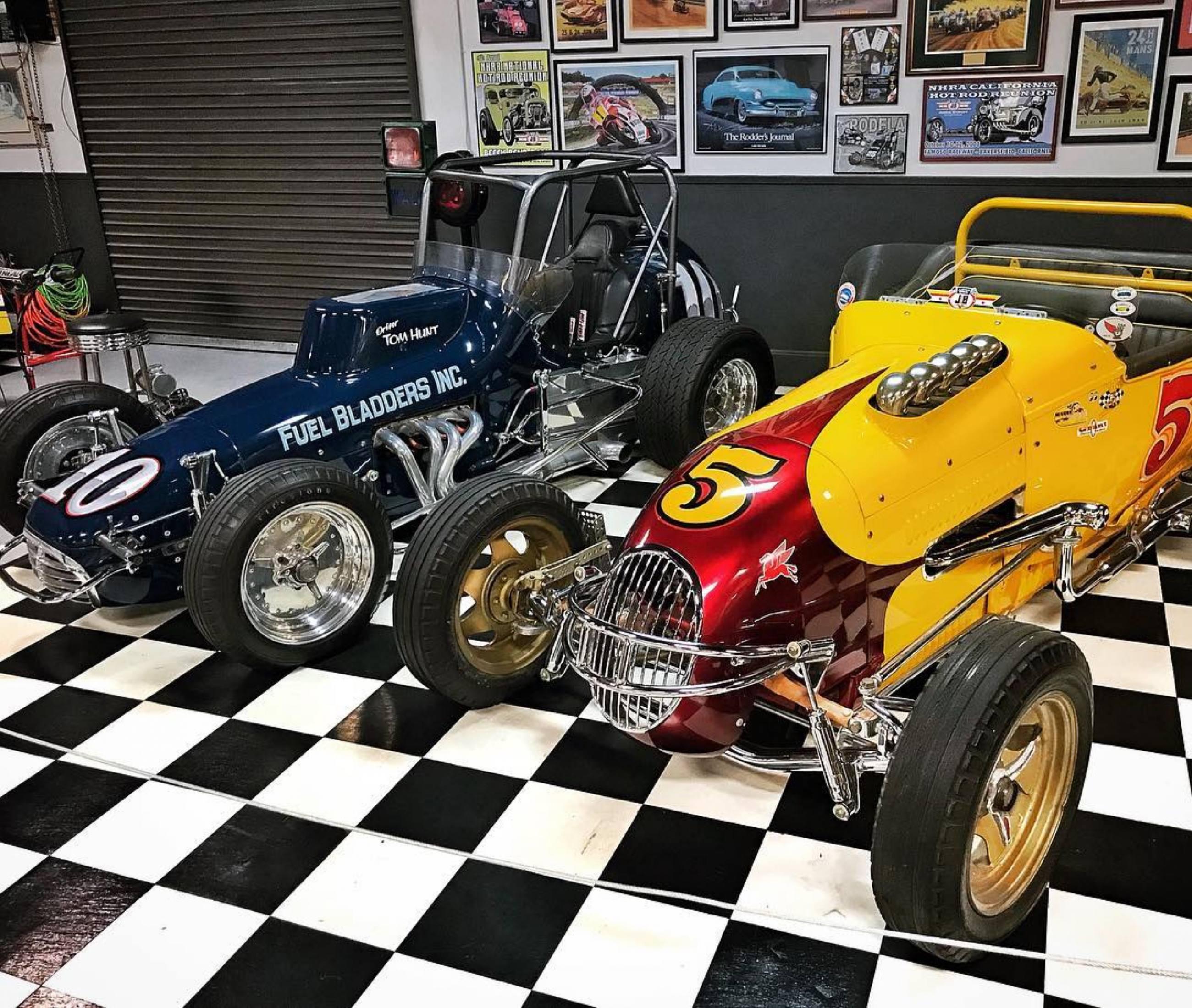 Justice Private Automotive Collection in Duarte