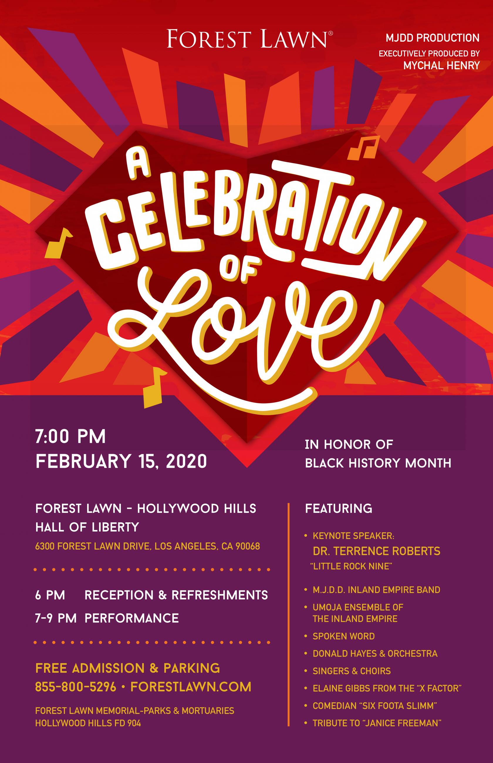 """A Celebration of Love"" at Forest Lawn—Hollywood Hills"