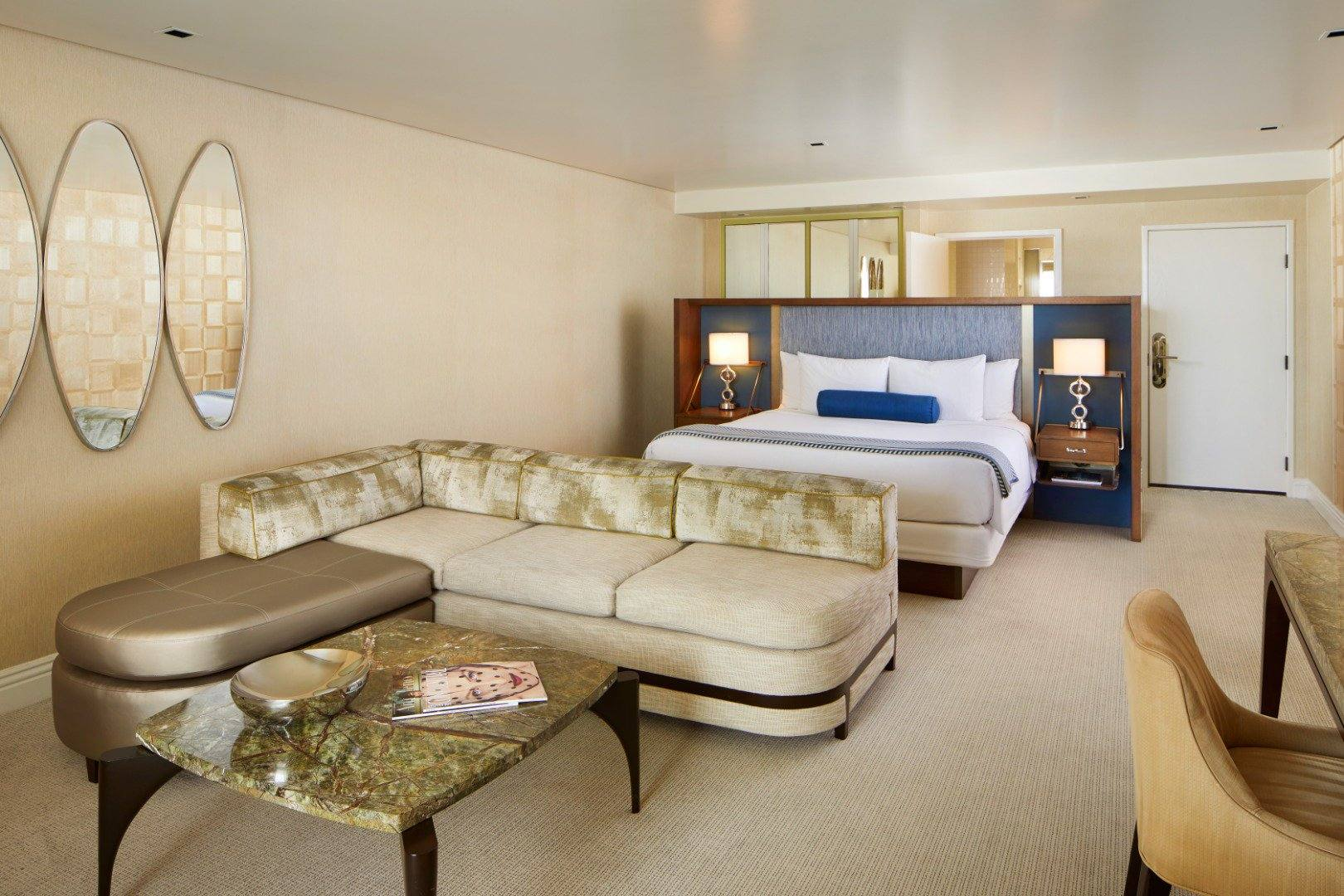 Royal Vista Suite at The London West Hollywood
