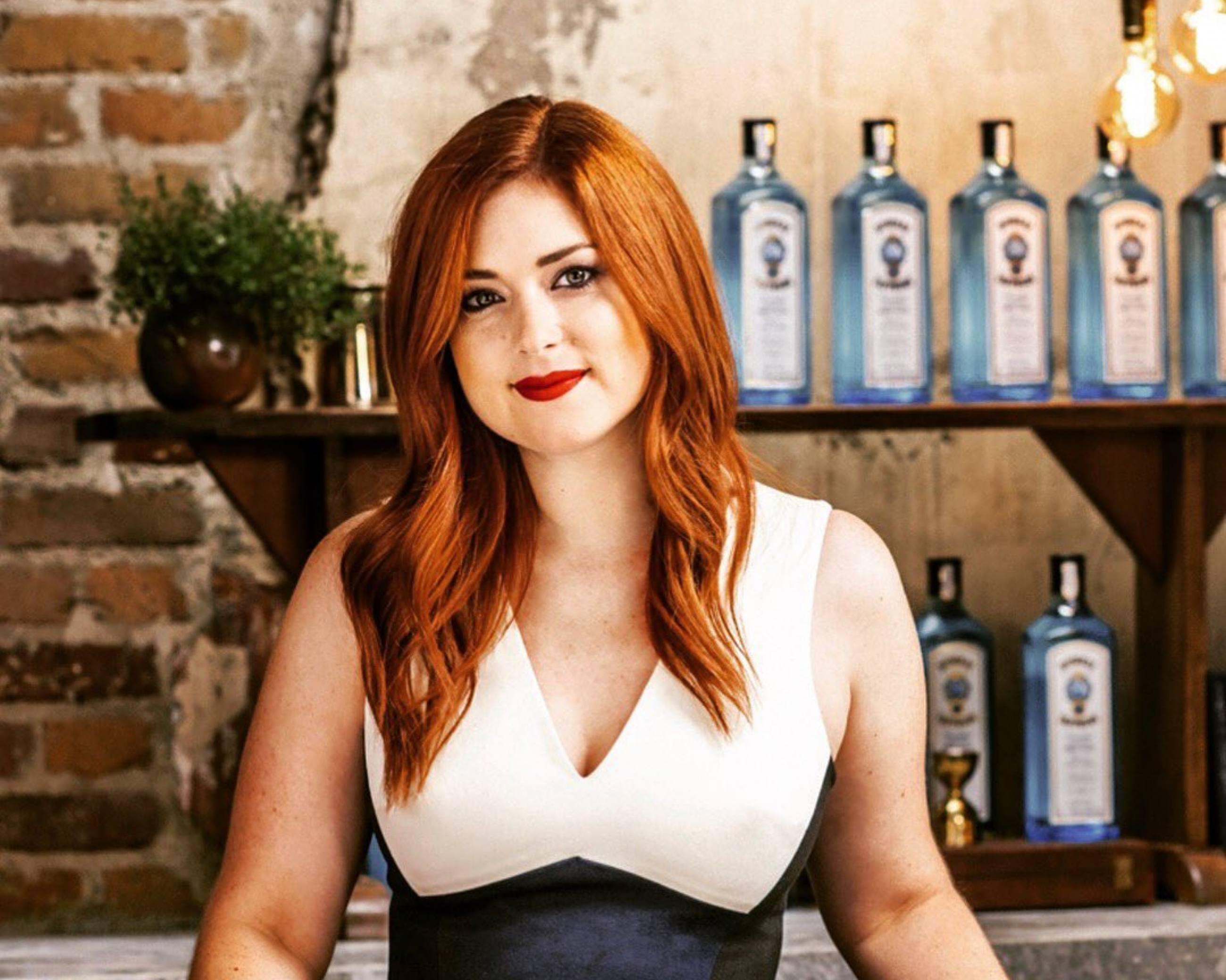 Los Angeles bartender Clare Ward