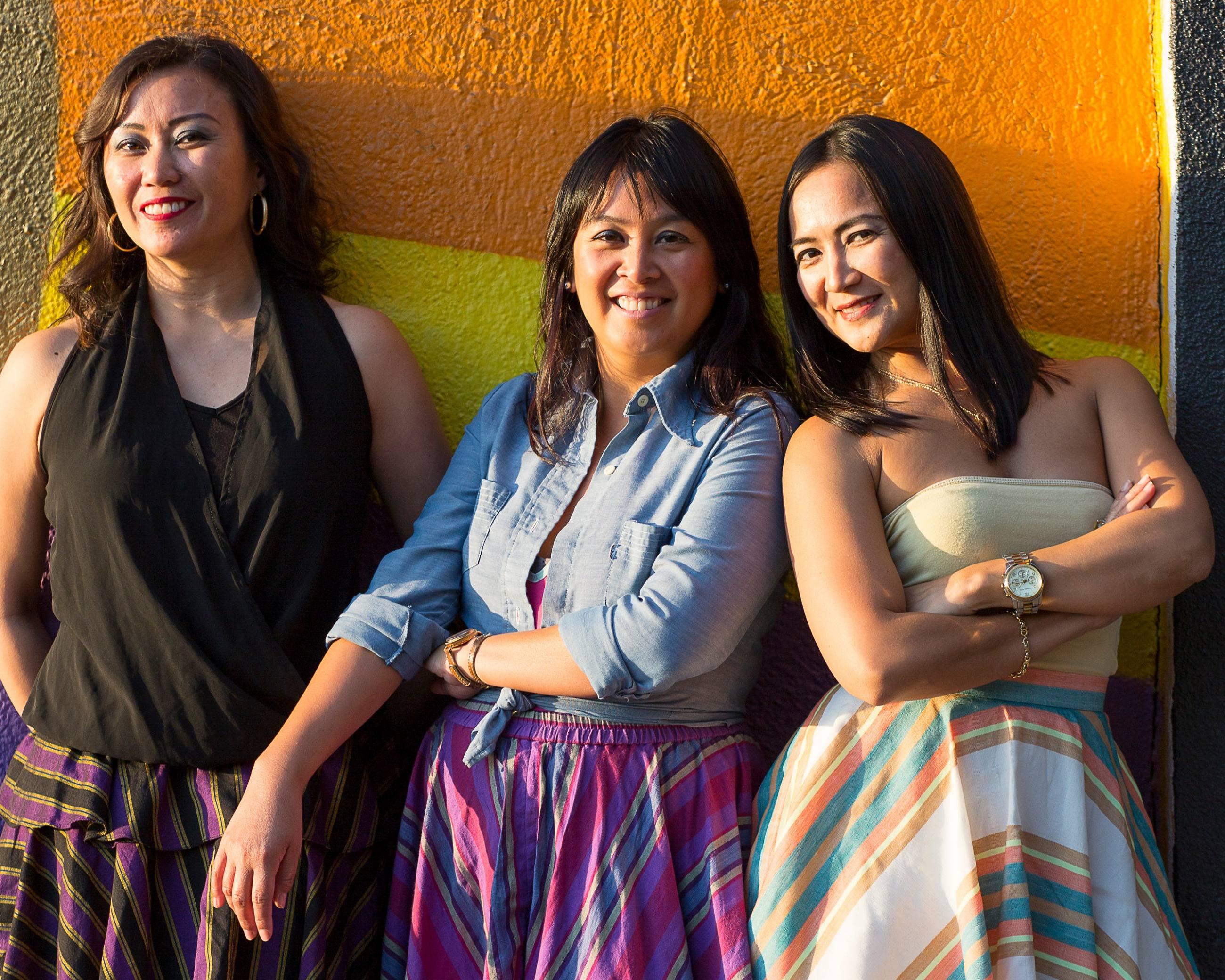 Genever owners Patricia Perez, Roselma Samala, and Christine Sumiller