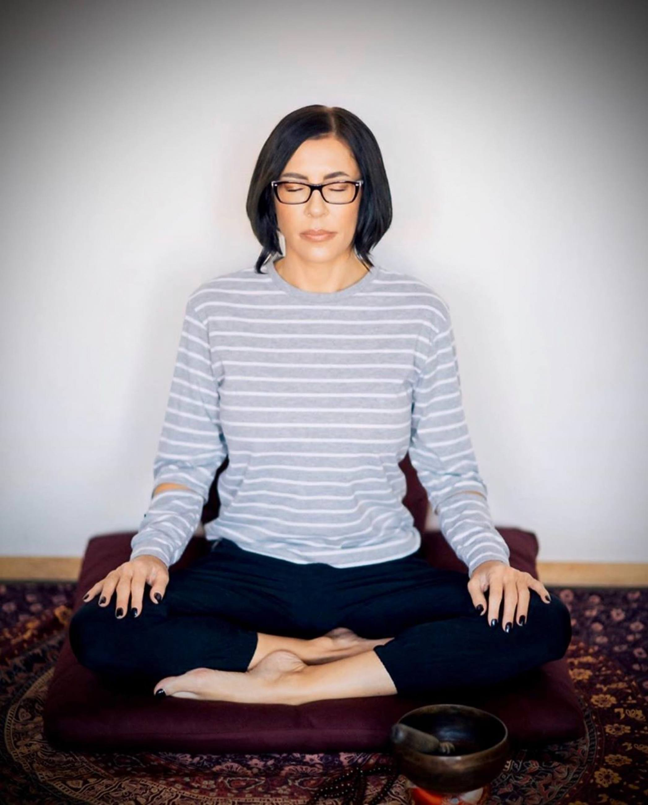 UCLA Mindful teacher Melanie Yetter