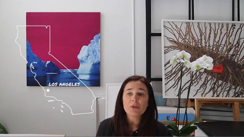 LAX Art Luciana Abait 2020