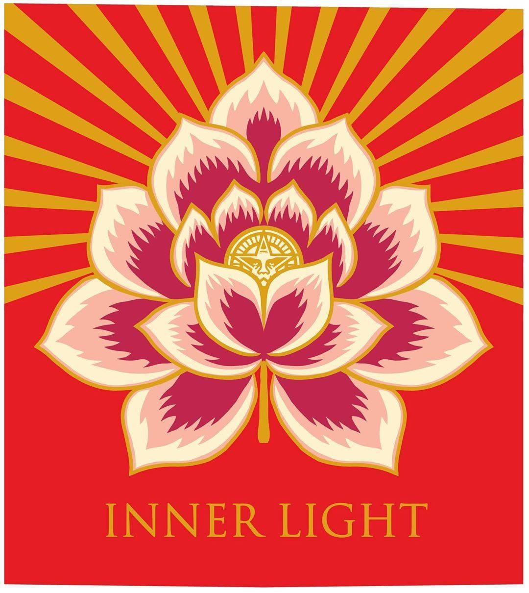 Shepard Fairey Inner Lotus 2020