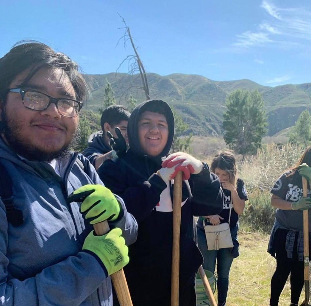 Tree People Volunteers 2019