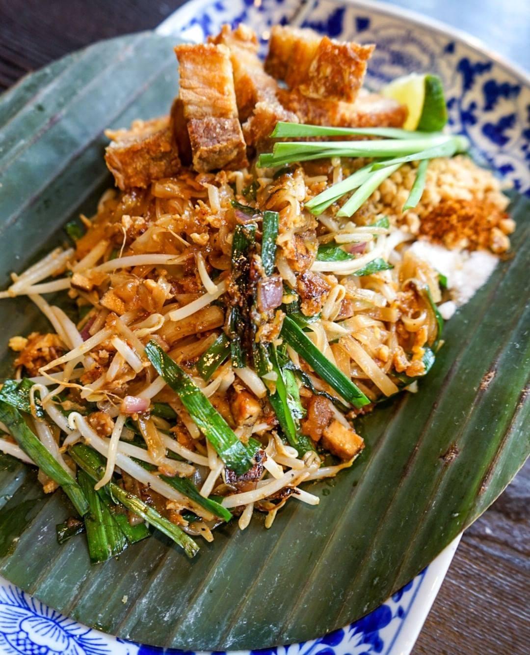 Chao Krung Pork Belly Pad Thai 2020
