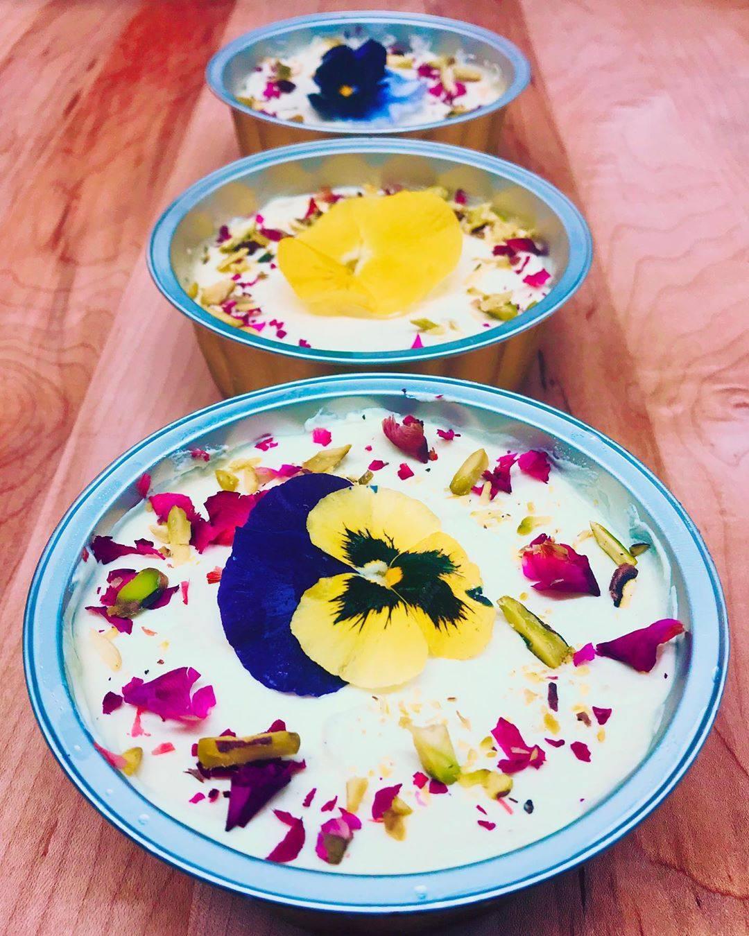 Paratta Desi Pudding