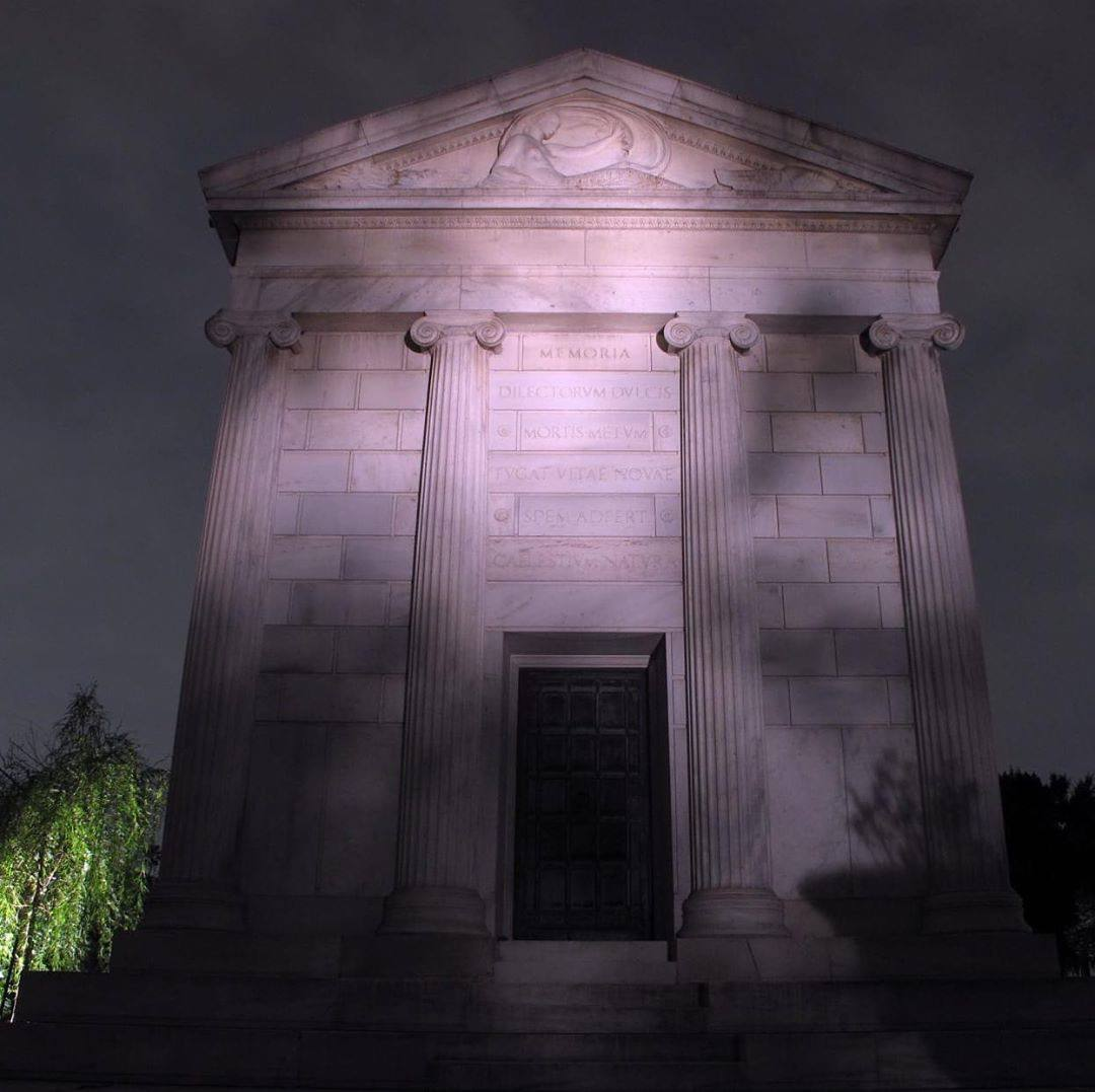William Andrews Clark Jr. Mausoleum at Hollywood Forever