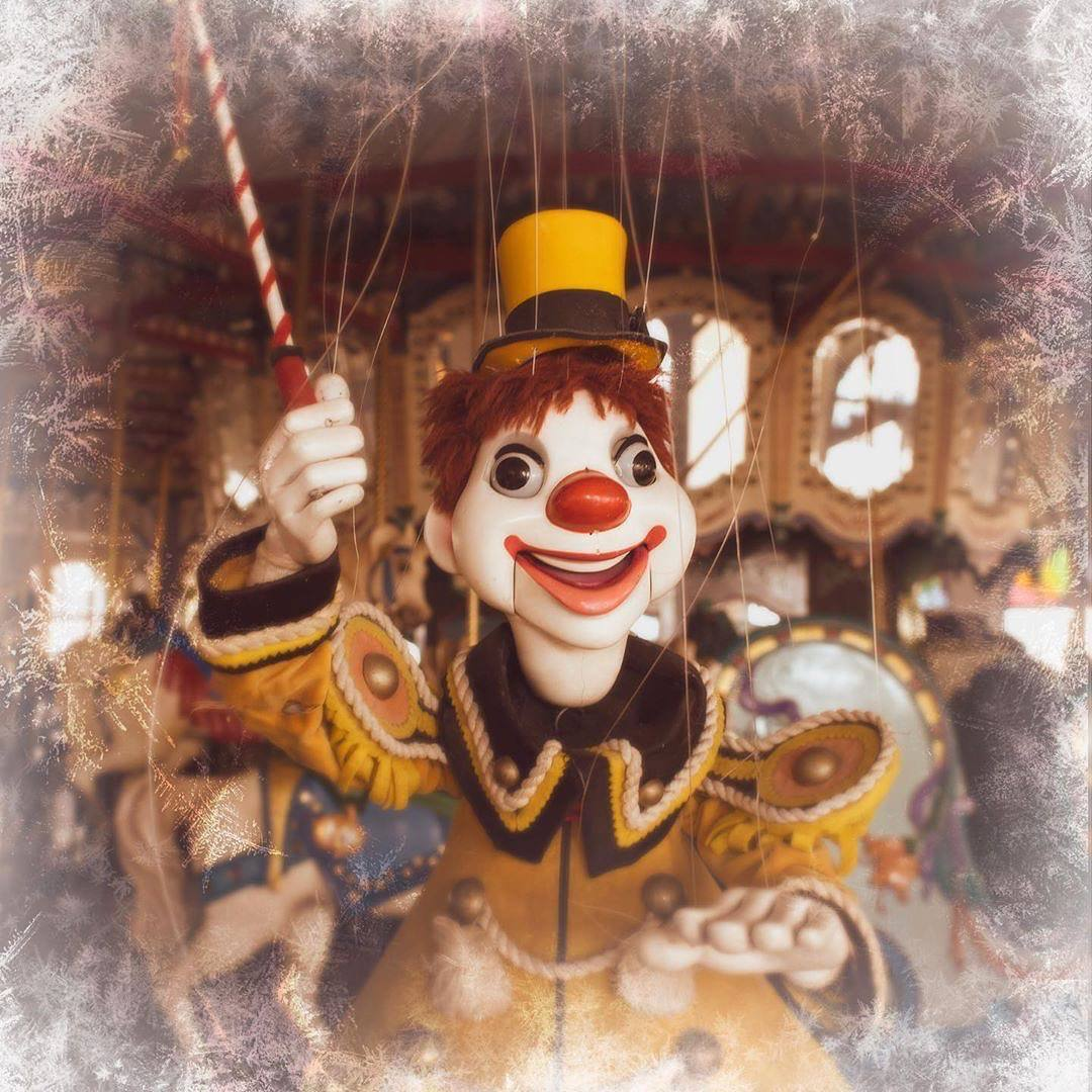 """Windows of Wonderment"" featuring Bob Baker Marionette Theater at the Santa Monica Pier"