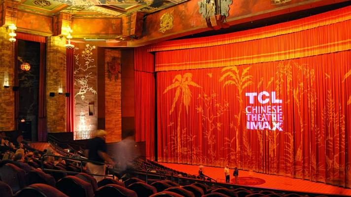 Photo courtesy of TCL Chinese Theatre, Facebook