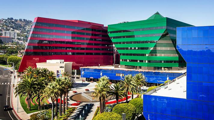 Photo: Pacific Design Center, Facebook