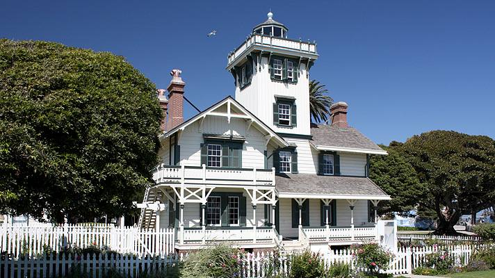 Point Fermin Lighthouse | Photo: C Hanchey, Flickr