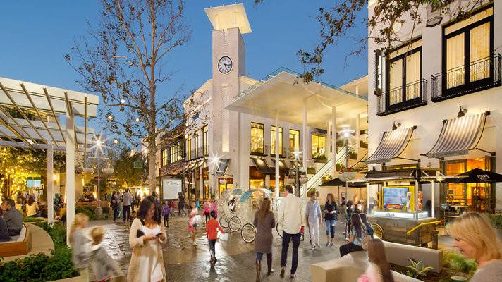 The Village at Westfield Topanga | Rendering courtesy of Westfield