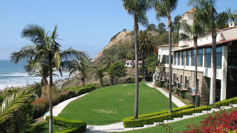 bel-air bay club outdoor venues