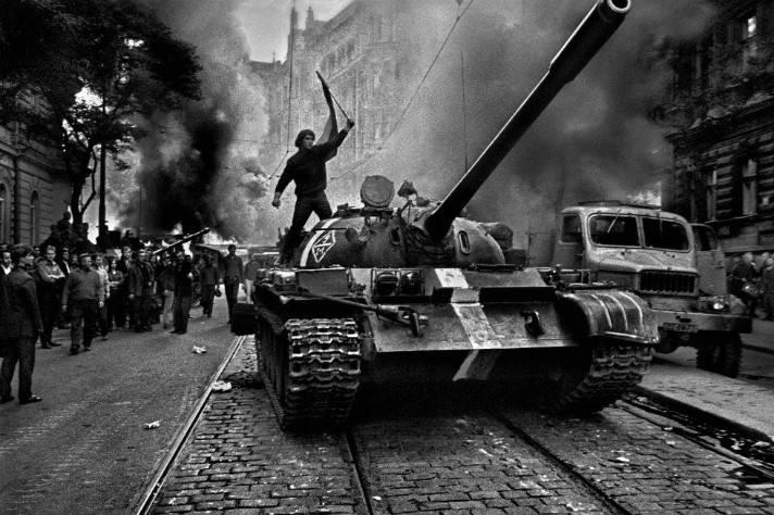 "Josef Koudelka ""Prague"""