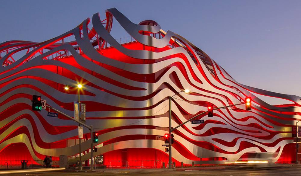 los angeles conference venues - petersen automotive museum
