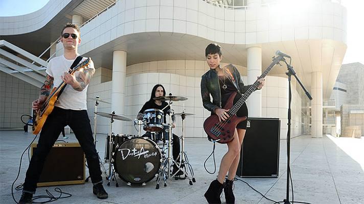 Music live au Getty Center