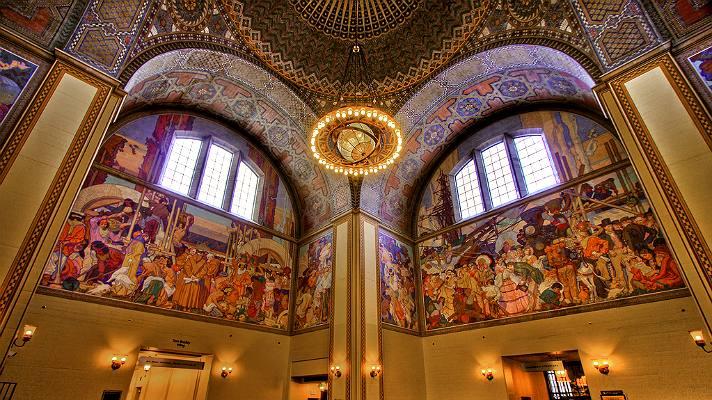 central-library-rotunda