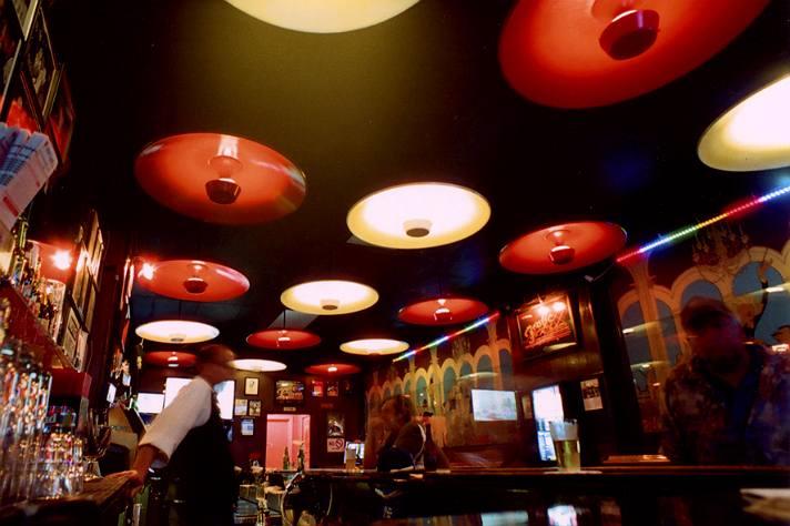 Frolic Room lamps
