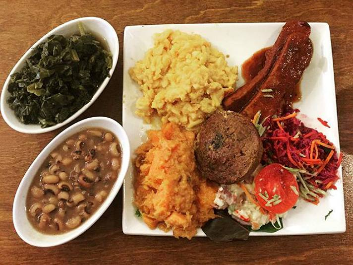 The Best Vegan Restaurants In Los Angeles Discover Los Angeles
