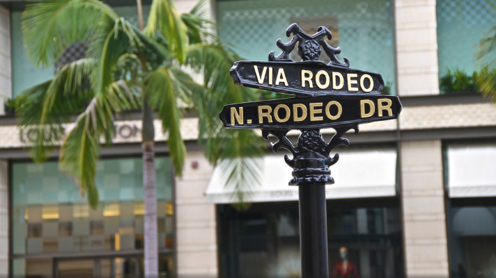 Rodeo Drive | Photo Courtesy of www.traveljunction.com, Flickr