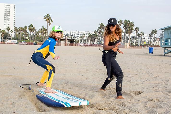 Aqua Surf School | Photo by Shannon Cottrell