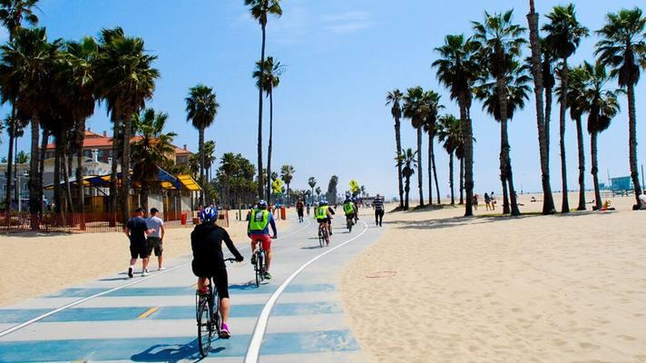 Photo Courtesy of Bikes and Hikes LA.