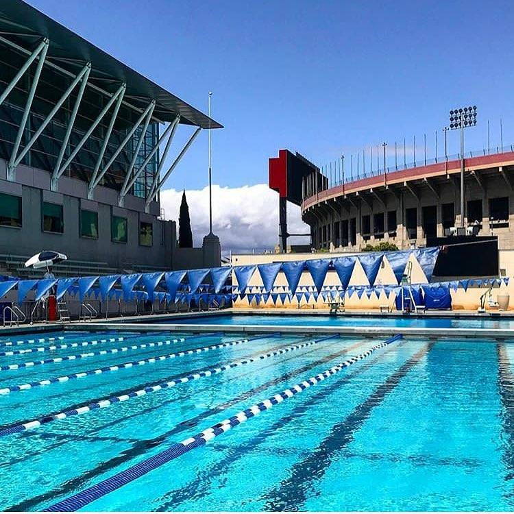 LA84 Foundation/John C. Argue Swim Stadium | Instagram by @lifehacksla