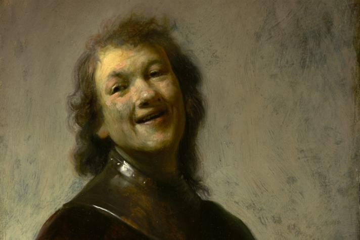 Le rire de Rembrandt