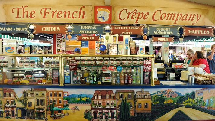 The French Crepe Company | Photo courtesy of The Original Farmers Market