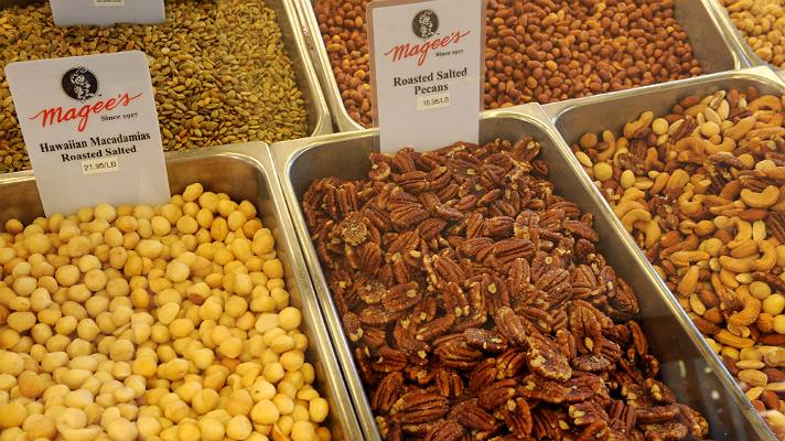 Magee's House of Nuts | Photo courtesy of The Original Farmers Market