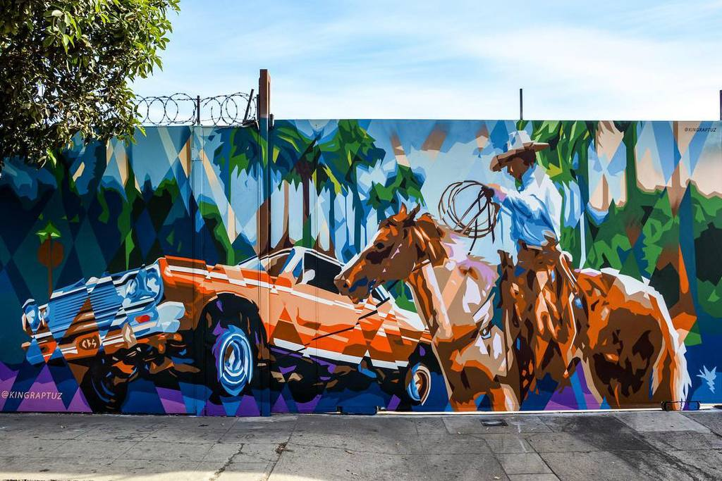 Discover New Artwork In L A S Mecca For Murals Discover Los Angeles