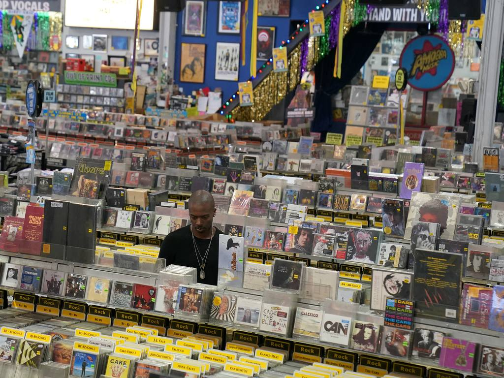 Nocando at Amoeba Music Hollywood