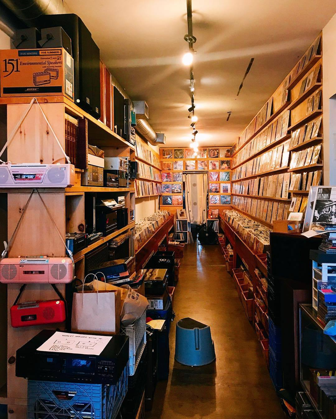 Every Day Is Record Store Day In Los Angeles Discover