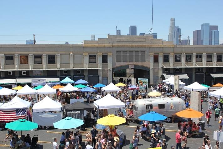 Smorgasburg LA | Photo: Smorgasburg LA, Facebook