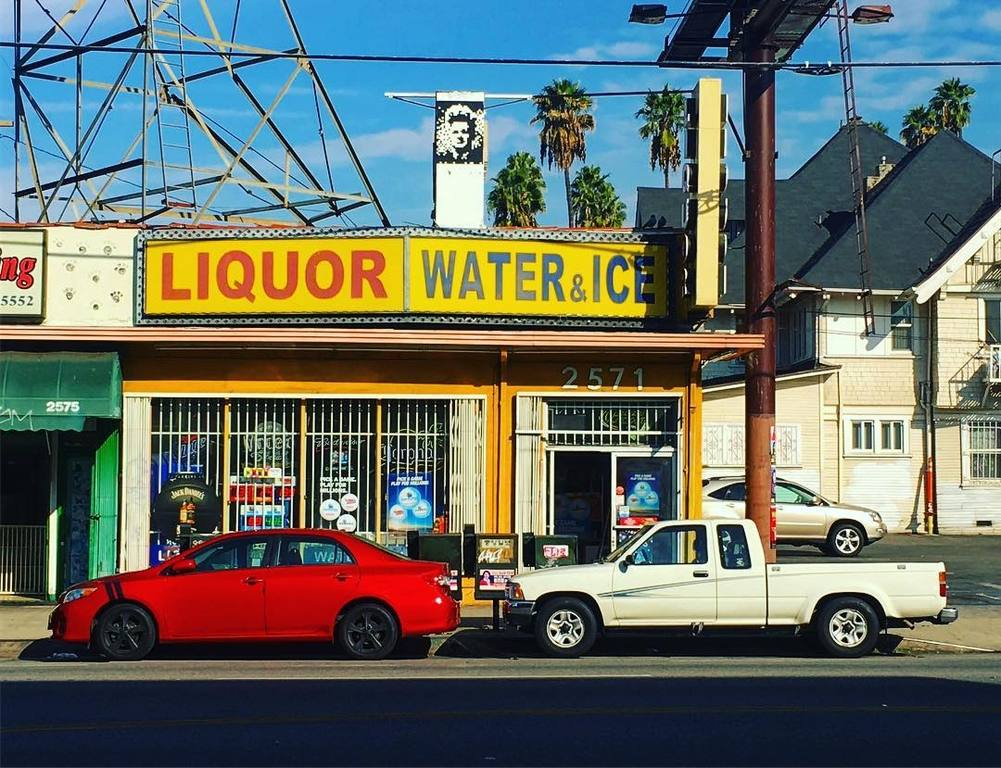 Eraserhead (LA_209) at Liquor Water & Ice | Instagram by @speeed147