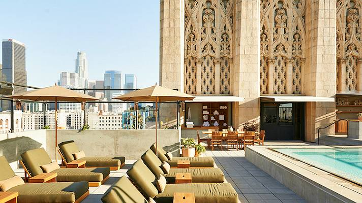 Photo courtesy of Ace Hotel Downtown Los Angeles