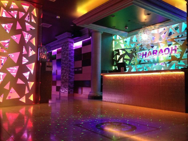 Pharaoh Karaoke Bar in Koreatown